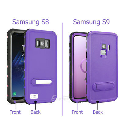 Waterproof Shockproof Tough Case Cover For Samsung Galaxy S10 S9 S8 Plus S7 Note 6