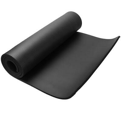 PHAT® 1/2-Inch Extra Thick Exercise Mat with Carrying Strap, Black 10