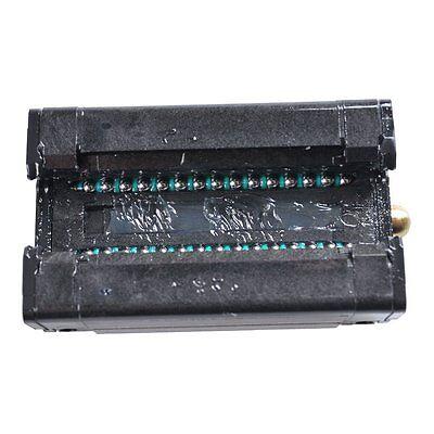 2X THK Linear Bearing Rail Block SSR15XW1UU+2740LY Guide Rail Roland SJ540/740 8