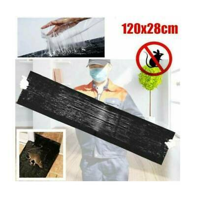 2PCS Mouse Trap Board 1.2M Household Catch Rat Poison Strong Big Sticky Pad Mat 8