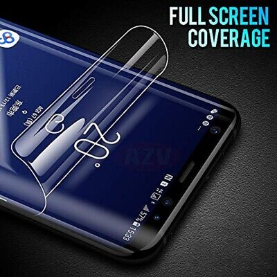 Hydrogel Full Coverage Screen Protector Samsung Galaxy S8 S9 S10 Plus 10e Note10 2