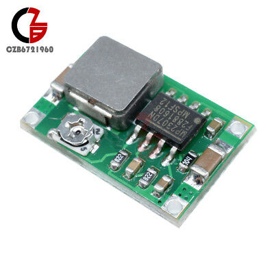 2/5/10PCS mini 3A DC-DC Converter Step Down buck Power Supply MP2307 Chip 9