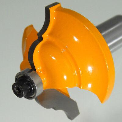 HM Fräser Schaft 12 mm (Profilfräser) Radius 7,2 mm Ø 41,3 mm zweischneidig