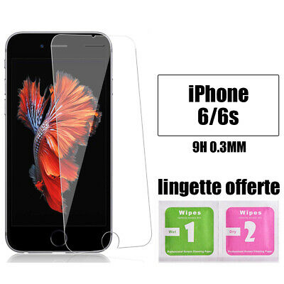 vitre verre trempe film de protection iPhone 11/11 Pro Max/XS/XR/X 8 7 6 LOT/5 8