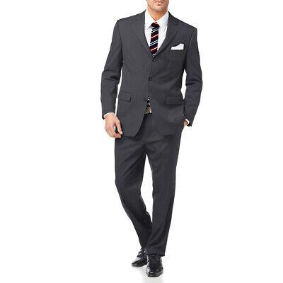 Abito Da Uomo Classico Elegante + Pochette + Cravatta Sartoria Conte Calavolpe 4