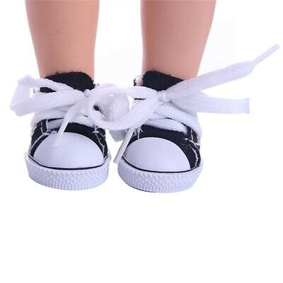 Winter Glitter Doll Shoes For 14 Inch American Girl Dolls Accessory Girl's Toy 12