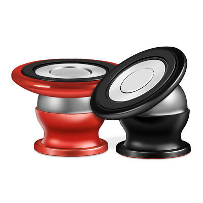 Magnetic Phone Holder 360° Universal Mobile Phone Magnet Car Mount Stand lot 2