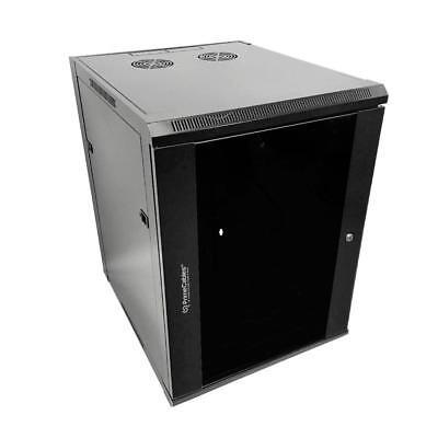 PrimeCables® 15U Wall Mount Network Server Cabinet Rack 3