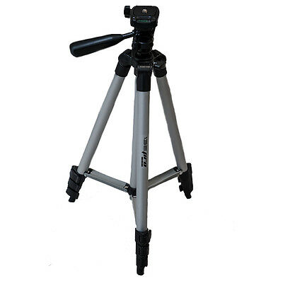 "50/"" Tripod// REMOTE//CAPKEEPER  For Canon EOS Rebel  1100D T5 T3 T4 SL1 XTI XS"