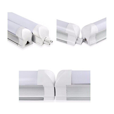 LED Leuchtstoffröhre Komplett Set mit Fassung 60//120//150cm T8 Lichtleiste Röhre