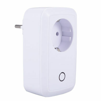 Enchufe Domotica Temporizador Wifi Remoto Smart Inteligente Con Interruptor 9