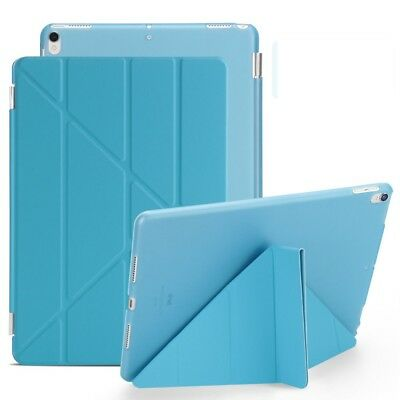 Full Cover Soft TPU Magnetic Back Case For iPad Air Mini 1 2 3 4 AUTO SLEEP WAKE 10