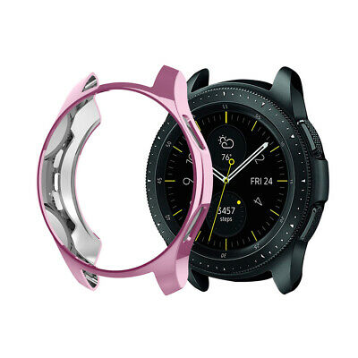 For Samsung Galaxy Watch 42mm 46mm Smart Watches Screen Protector TPU Case Cover 6