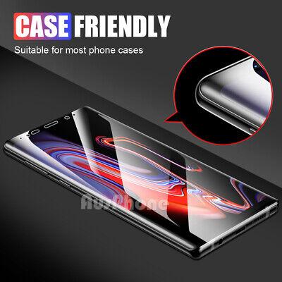 HYDROGEL AQUA FLEX Screen Protector Samsung Galaxy S9 S8 Plus Note 9 8 S7 Edge 5