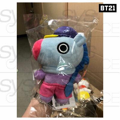 BTS BT21 Official Authentic Goods Von Voyage Summer Doll 15cm 5.9in + Tracking# 7