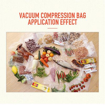 6 X 28Cm Vacuum Sealer Rolls Food Storage Saver Heat Seal Cryovac Commercial Bag 11
