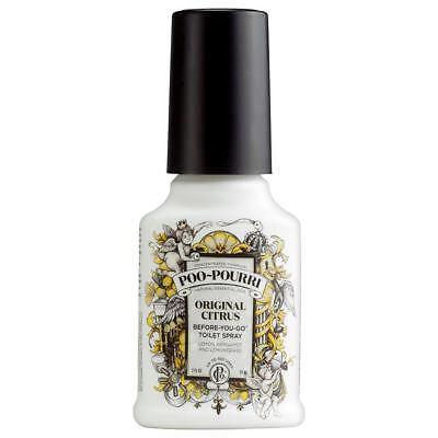 118ml Poo Pourri Before You Go Original Citrus Toilet Spray Freshener Odour 4oz 2