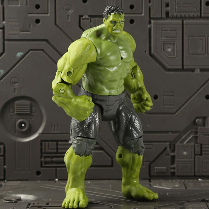 20Stk Avengers Infinity War Figuren Thanos Marvel Actionfigur Spielzeug Sammlung 8