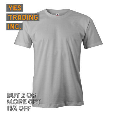 Aaa Alstyle 1301 Mens Casual T Shirt Plain Short Sleeve Shirts Cotton Tee Daily 6