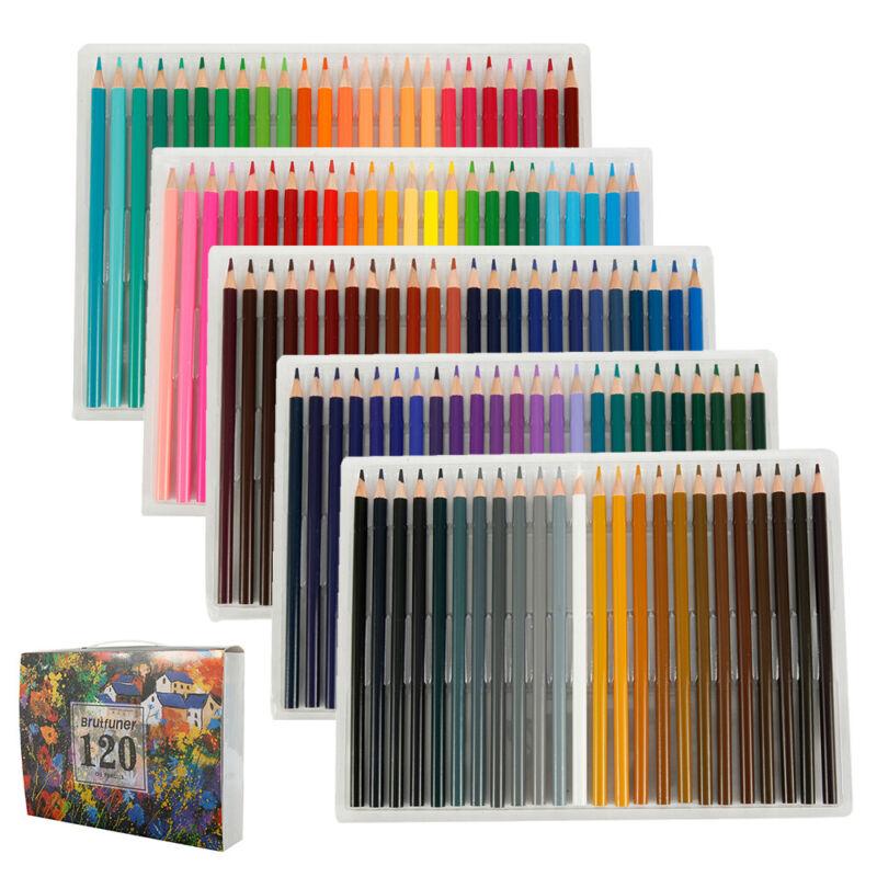 Buntstifte Set 24 x Malstifte Farbstifte Stifte Zeichenstifte Holzbuntstifte
