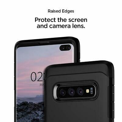 Samsung Galaxy S10 Plus S10e Case Genuine SPIGEN Tough Armor Shockproof Cover 5