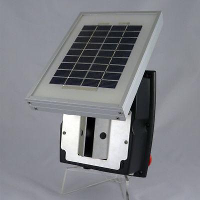 JVA SV2 Solar Electric Fence Energiser Energizer Charger - 0.15 Joule 2 km 2