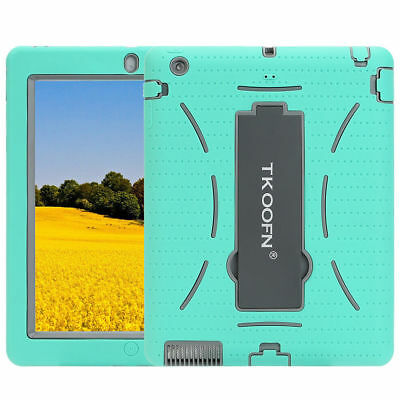 Shock Proof Protective Case Cover Stand For Apple iPad 4 3 2 Mini Air Heavy Duty 9