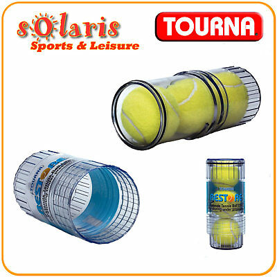 TOURNA RESTORE Tennis Balls Saver Re-Pressurize Balls