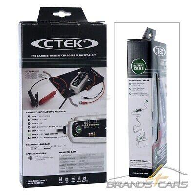 Ctek Mxs 3.8 12V 0,8A/3,8A Batterieladegerät Ladeerahltungsgerät 31788703 5