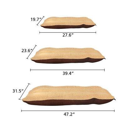 Large Pet Bed Mattress Dog Cushion Pillow Mat Washable Soft Winter Warm Blanket 4