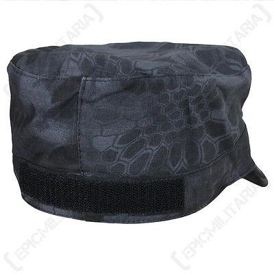 3fe32ea0683fd ... Mandra Night Camo US ACU Field Cap - Army Style Ripstop Hat - All Sizes  2