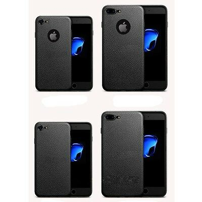 LUSSO ultra sottile pelle aderente morbida tpu CUSTODIA COVER per iphone Apple * 3