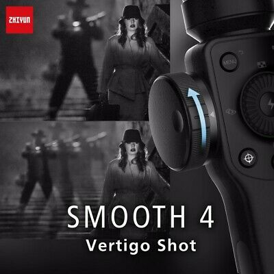 Zhiyun Smooth 4 3-Axis Handheld Smartphone Gimbal Stabilizer for Samsung iPhone 11