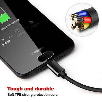 2in1 USB Type-C to 3.5mm Headphone Jack Adapter AUX & Sync Data Charge Cable 3