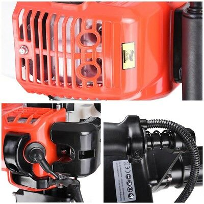 2 Stroke 32.7cc Gas T Post Gasoline Petrol Piling Driver w/ EPA Certification