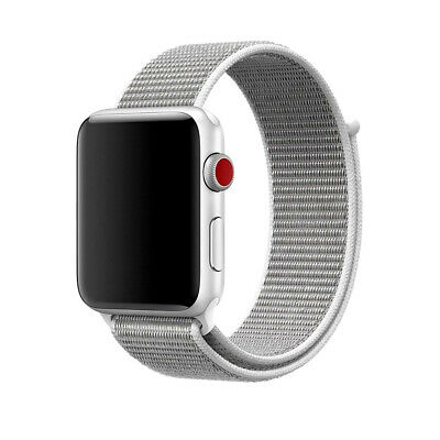 Sport Loop Band Nylon Strap For Apple Watch Series 4 3 2 1 42mm 38mm 44mm 40mm 9
