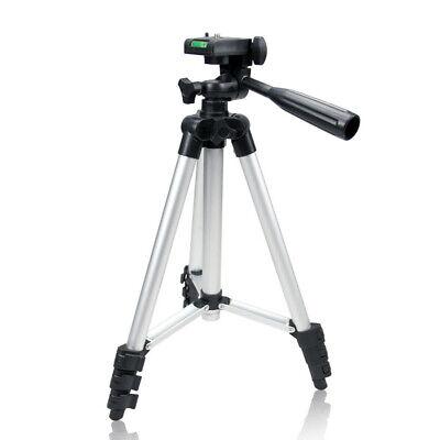 1X Mini trépied rotatif en alliage pour pieds et appareils photo numériques 3