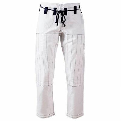 New Dragon White BJJ Gi Pants spare pants Brazilian Jiu Jitsu Gi Martial Arts