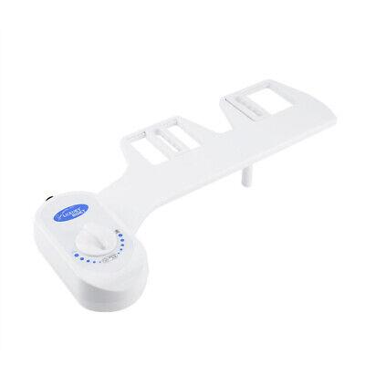 Toilet Bidet Seat Spray Water Wash Attachment Bathroom Home Sanitation 1 Nozzle 4