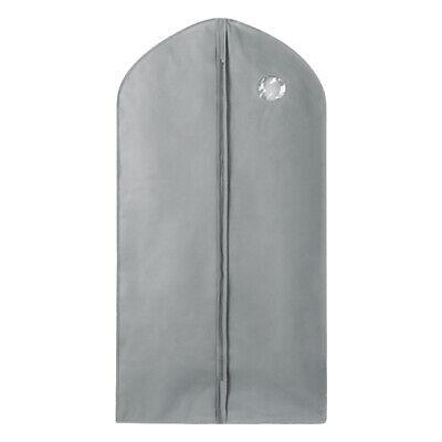 "10 Pack 40"" Garment Bag Suit Storage Cover Dress Clothes Coat Dust Protector 4"