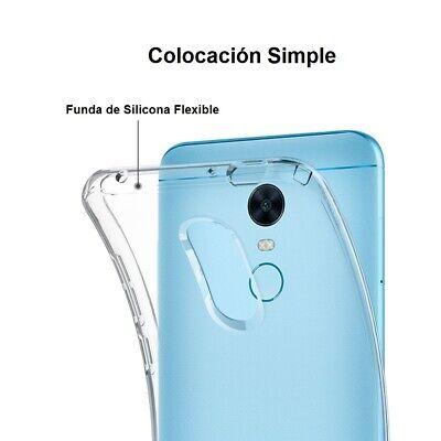 Pack Funda Silicona + Cristal Templado IPHONE 5 / 5S / 5C / SE Protector Vidrio 8