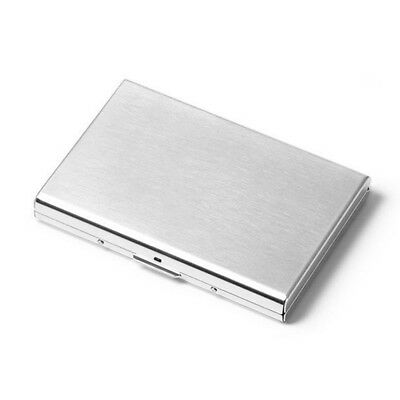 New Deluxe Wallet ID Credit Card Holder Anti RFID Blocking Stainless Steel Case 4