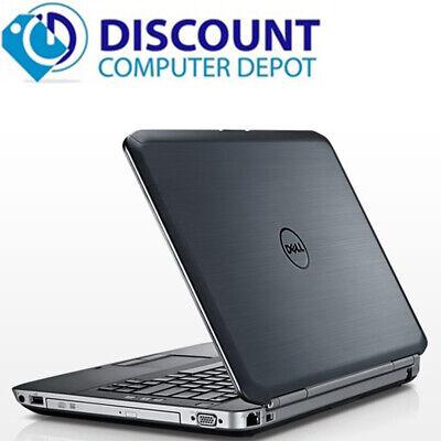 Dell Laptop i5 Computer Latitude PC Windows 10 2.5GHz 4GB 320GB HD HDMI Wifi 2
