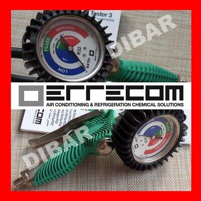 Errecom Smart Tester Per Carica E Ricarica Impianti - Bombole Gas R32 - R410A 2