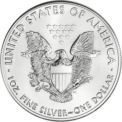2020-(W) American Silver Eagle - NGC MS70 - Early Releases - Grade 70 4