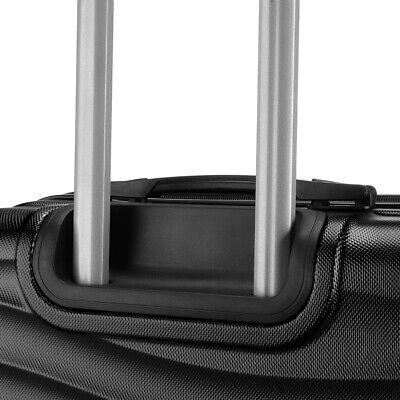 Go2Travel Hartschalen Reisekoffer Trolley Reisetasche Handgepäck Kofferset 6