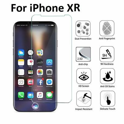 Premium Screen Protector Tempered Glass For iPhone SE 5 6 7 8 Plus X Xs Max XR 2