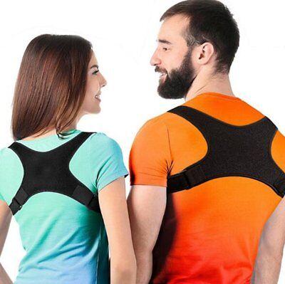 Posture Corrector  Shoulder Support Brace Adjustable Support Unisex 4