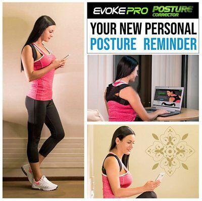 Posture Corrector  Shoulder Support Brace Adjustable Support Unisex 2