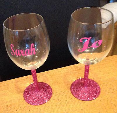 Personalizzato Paillettes Bicchiere Vino Regalo Di Compleanno,Festa della mamma